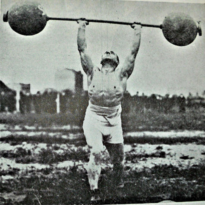 Charles Rig Strongman