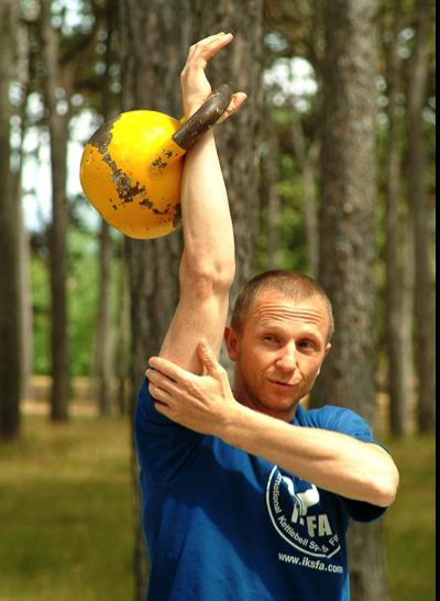 Flexibilidad para el entrenamiento con kettlebells